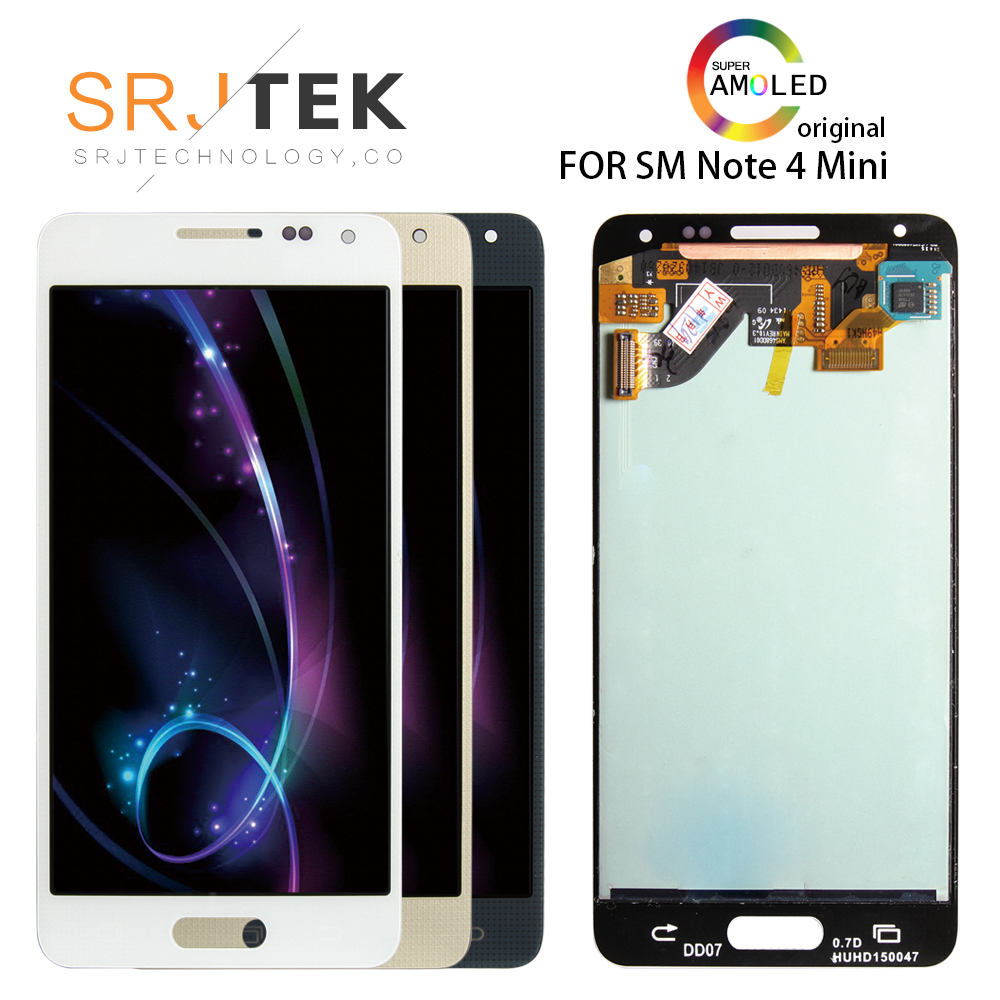 4.7'' SUPER AMOLED Parts For SAMSUNG Galaxy Alpha Note 4 MINI G850 G850F SM-G850 LCD Display Touch  Screen Replacement parts