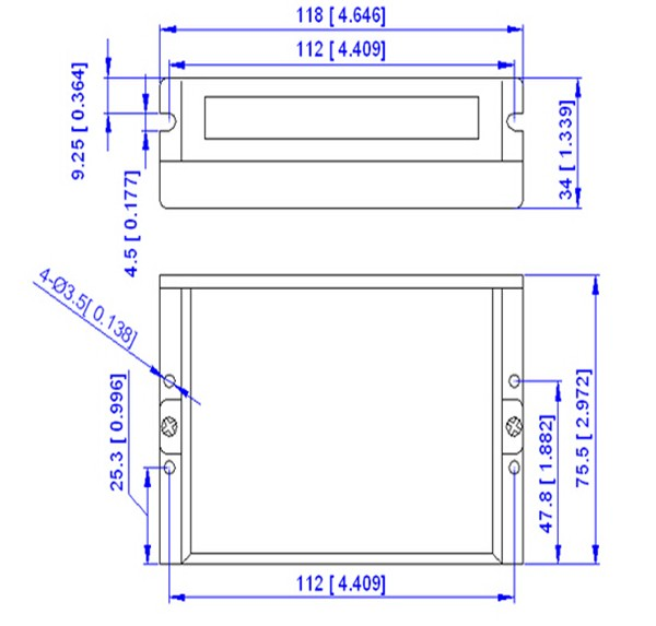 BLM57180-1000+ACS606-ACS606-Dimension