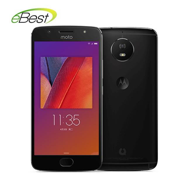 "Motorola Green Pomelo XT1799 Smartphone 5.2"" FHD Snapdragon 8937 Octa core Android 7.0 4GB+32GB Mobile Phone Fingerprint NFC"