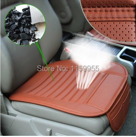 Nahk Autode istmekate auto iste Automaatne istmepadja jaht Autode - Auto salongi tarvikud - Foto 1