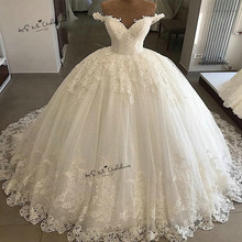 Vestidos de Novia Wedding Dresses Ball Gown Bride Dress