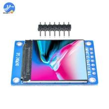 3,3 в 1,44 дюйма TFT lcd дисплей модуль 128*128 полноцветный Sreen SPI совместимый для Arduino ST7735S lcd плата контроллера