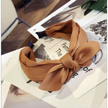 Wholesale Hair Accessories for Women Top Knot Hair Headband