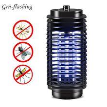 110V 220V Electronic Mosquito Killer UV purple light 365nm Wavelength Insect Lamp Pest Trap Moth repeller
