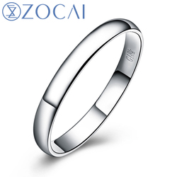 Zocai brand chic an unusual demeanor real solid 18k white gold women s and men s.jpg 250x250