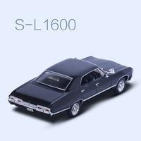 1/43 1967 CHEVROLET IMPALA SPORT SEDEN SPN SUPERNATURAL JOIN THE HUNT DIE CAST CAR Model Limited Edition
