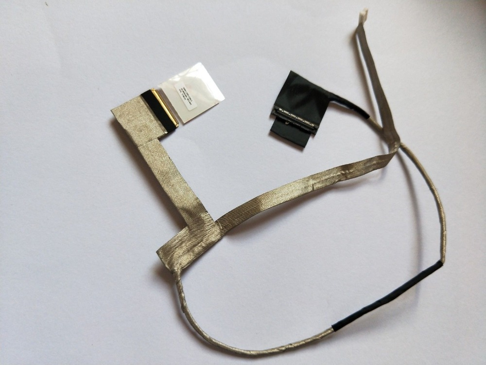LVDS LCD LED Flex Video Screen Cable for HP ProBook 4440s 4441s 4445s 4446s P//N:50.4SI04.001