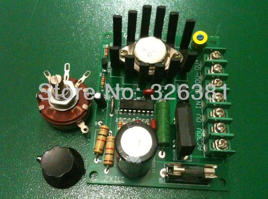 Scheda di controllo tensione ZXM-2A Scheda di controllo tensione - Strumenti di misura - Fotografia 4