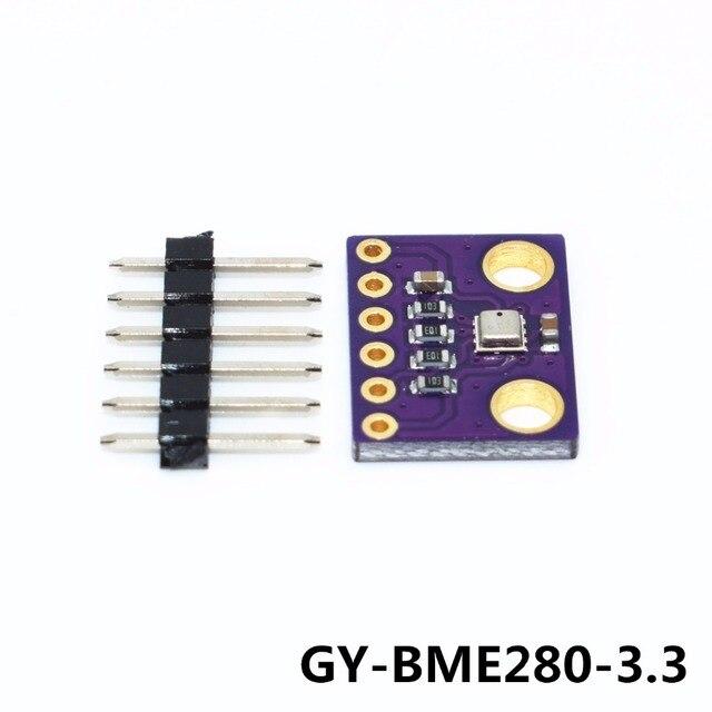 Neue 1 stücke GY-BME280-3.3 präzision höhenmesser luftdruck BME280 sensor modul