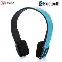 Magift Adjustable Headband Headphones Bluetooth Headphone V2 1 EDR Studio Headset With Microphone Transmission Earphone