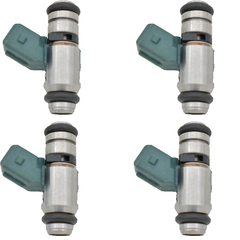 4PC/LOT Fuel Injector IWP071 for MERCEDES BENZ W168 414 A-CLASS A19 A210 VANEO 1.6 1.9 2.1 Nozzel Injectors A0000786249 блок питания luna ps led 12v 24w dc ip 44 50164
