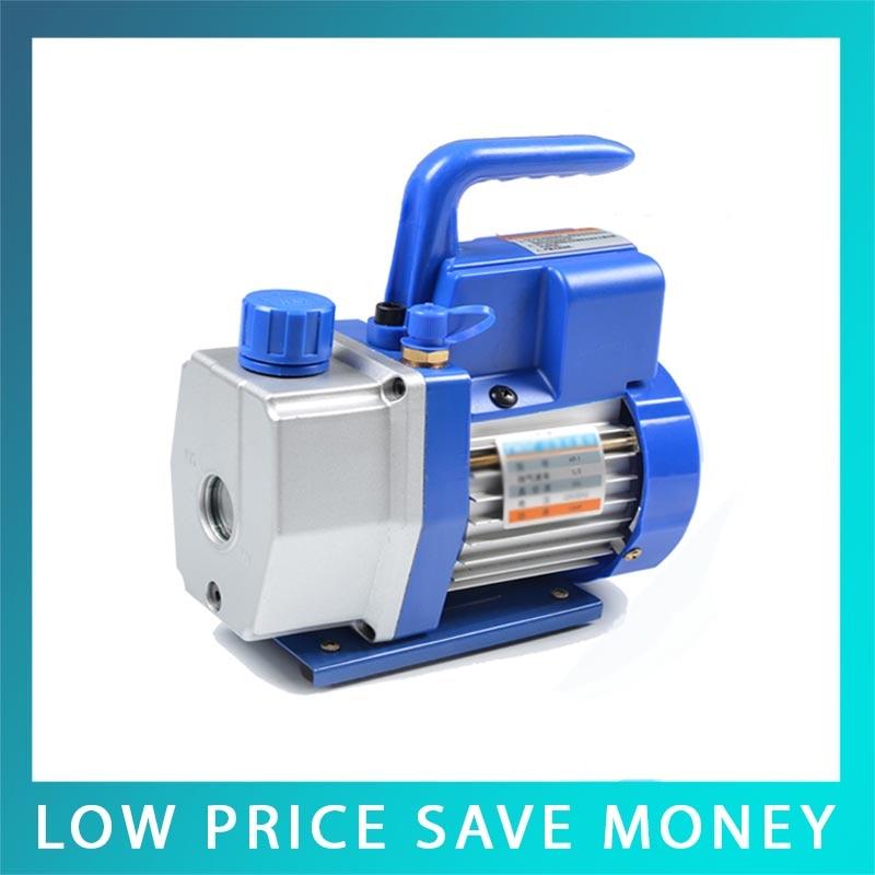 220V Air Compressor LCD Separator Laminating Machine 150W Mini Air Suction Pump Refrigeration Repair Tools