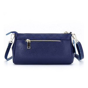 Image 2 - fashion women shouler bag genuine leather handbag female casual small crossbody bags cowhide leather bags
