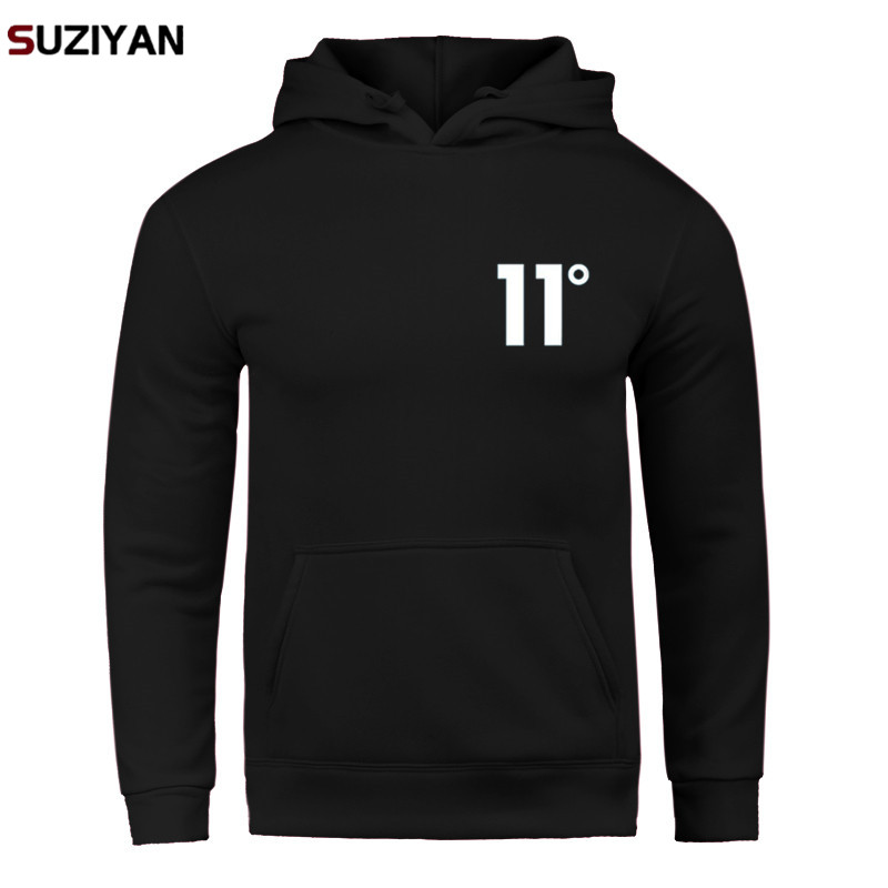 Mens Hoodie Winter Off White Xxxtentacion Hip Hop Unisex Fashion Streetwear Hoodie Sweatshirts Pullover Print 11 Degree Clothing