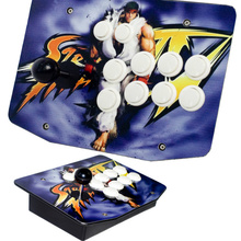 Cdragon arlylic arcade fight stick Game Joystick Gaming Controllers  picture printed ryu street fighter