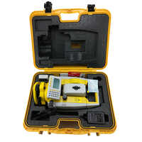South 500M Reflectorless Total Station NTS-332R5X South Total Station the latest guide light,