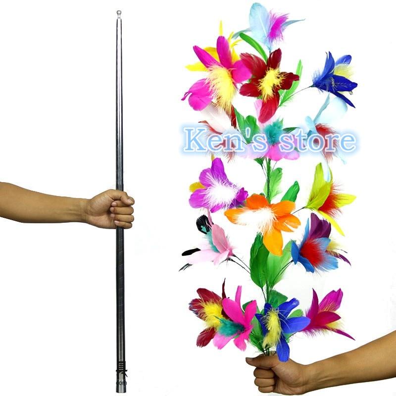 Vanishing Desapareciendo Cane To Flower Trucos de magia para magos - Juguetes clásicos - foto 2