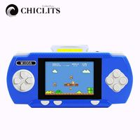 Child Game Puzzle Toy 3 2 Inch Color Screen 300 Games In Doubles Handheld Game Console