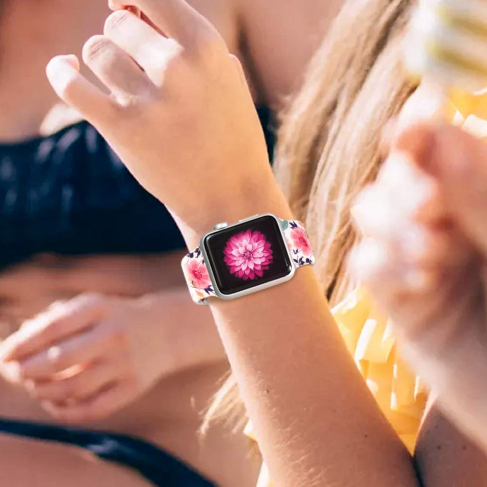 Floral Band for Apple Watch 303
