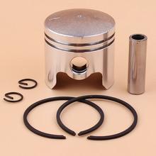40mm Piston Pin Ring Set For 40-5 43cc BC430 CG430 1E40F-5 Brush Cutter Trimmer Mower 10mm Pin цена