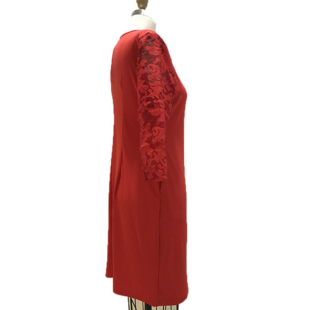 HTB14jZkQVXXXXaKaXXXq6xXFXXX8 - Women Bodycon Bandage Big Size Black Lace Sexy Party Dress-Women Bodycon Bandage Big Size Black Lace Sexy Party Dress