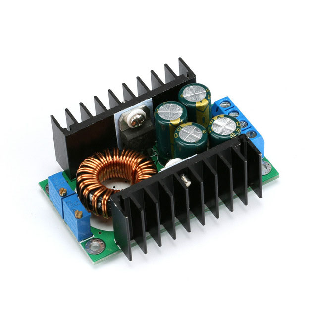 DC-DC CC CV Buck Converter Volt Step Down 12V 19V 24V Car Laptop Power Supply Module 7-40V To 1.2-35V 8A 300W With LED Indicatoi