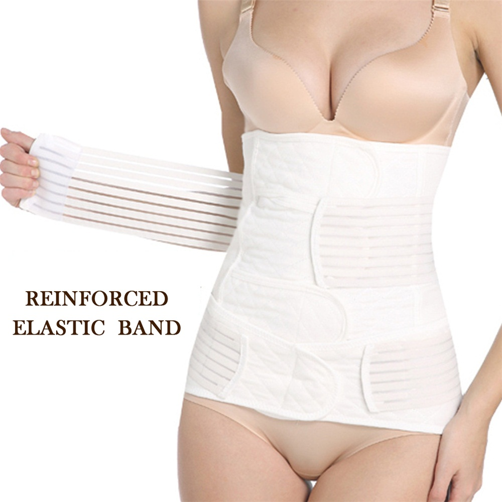 ae82215afa4 Detail Feedback Questions about Stomach Waist Trainer Body Shaper Slimming Cincher  Corset Belly Binding Postpartum Belly Recovery Reducing Belt Support Wrap  ...