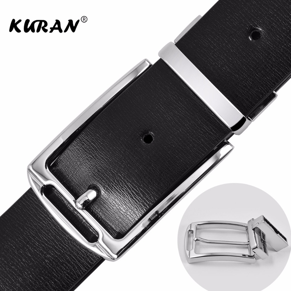 Apparel Accessories Kwd 2018 Designer Brand Luxury Men High Quality Trending Genuine Leather Vintage Pin Buckle Belt For Jeans Casual Kemer Riem Be Novel In Design