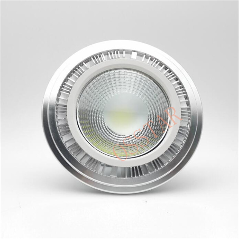 Бесплатная доставка <font><b>LED</b></font> AR111 затемнения удара шарика <font><b>G53</b></font>/GU10 15 Вт 85-265 В 1500lm high lumen высокое качество два года гарантии