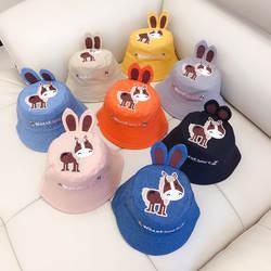 2019 новые детские Мультяшные шляпы игрушки Ослик уха вечерние шапочка Плавательная шапочка для мальчиков и девочек вышитые Универсальный
