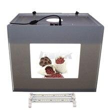 2 ШТ. LED Профессиональный Портативный Мини Photo Studio Фотография Box MK30 Softbox D30 Для Сети 110 В-240 В DHL Бесплатная Доставка