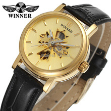 Winner Watch Newest Design Watches Lady Top Quality Watch Factory Shop Free Shipping WRL8048M3G3