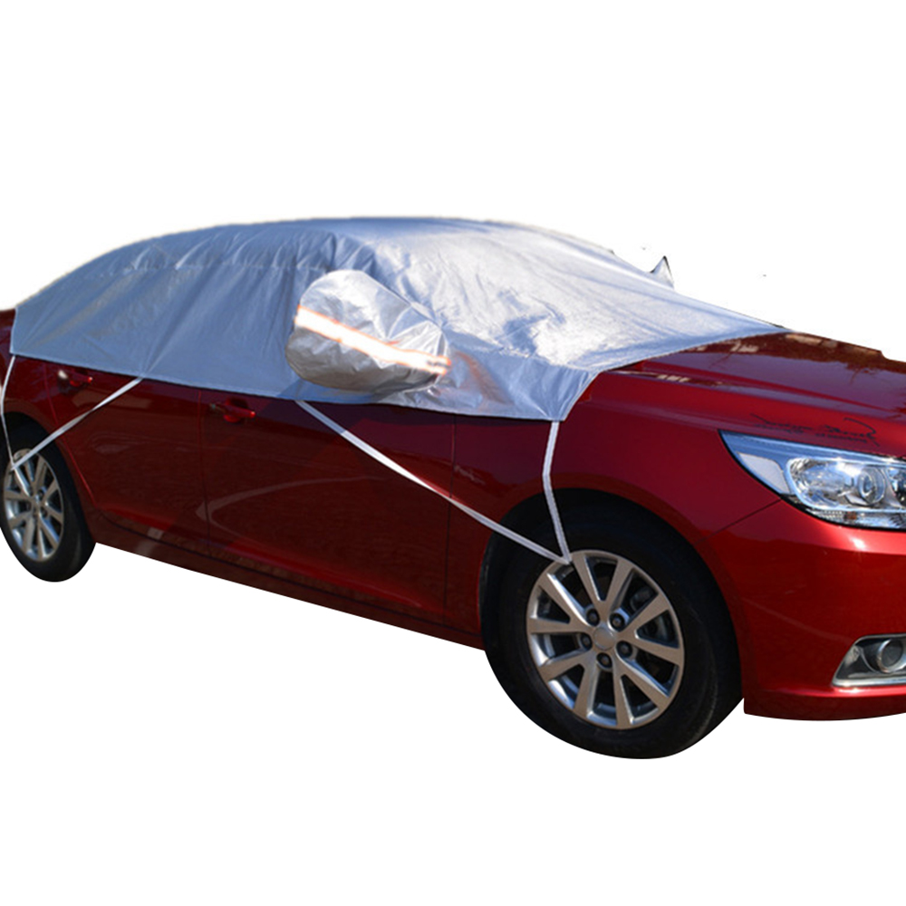 Ready-Fit Semi Custom 100 Water-Proof 7 Layers -Developed for Any All Conditions OxGord Executive Storm-Proof Car Cover Fits up to 168 Inches