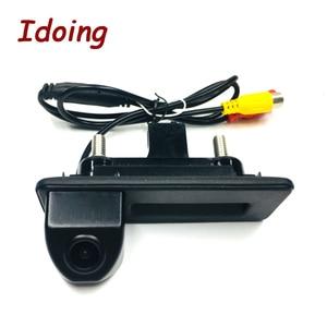 Image 3 - Idoing CCD Car Rear Camera Special camera For Skoda Octavia 2 Car Radio Multimedia DVD Audio Vedio Player