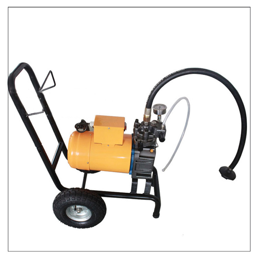 1PC Electric Airless Paint Sprayer with sprayer gun 15M high pressure hose painting tool DF980 110V / 220V