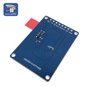 Image 4 - 3.3V 1.44 1.8 אינץ סידורי 128*128 128*160 65K SPI מלא צבע TFT IPS LCD תצוגת מודול לוח להחליף OLED ST7735