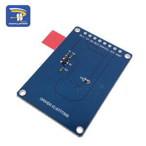 Image 4 - 3.3V 1.44 1.8 inch Serial 128*128 128*160 65K SPI Full Color TFT IPS LCD Display Module Board Replace OLED ST7735