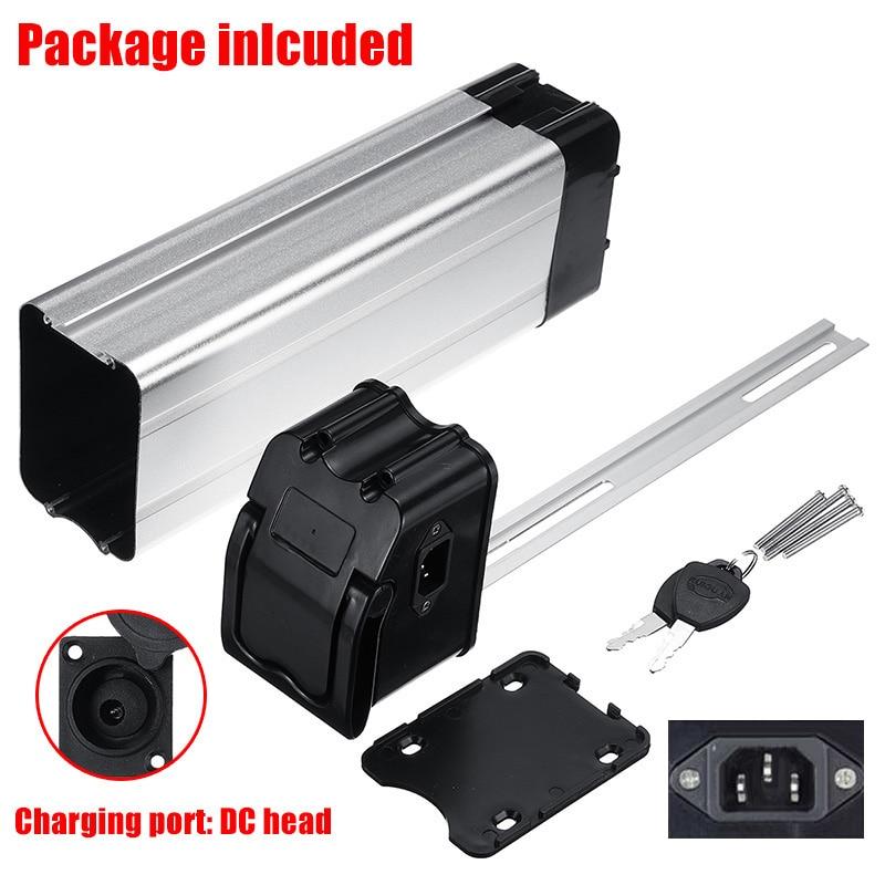 Holder box Case Battery Box 36V//48V E-bike Aluminum alloy Sale Durable