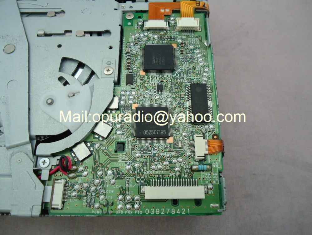 Free Post 100%new Clarion 6 Cd Changer Mechanism Drive Loder Pcb Number 039278421 For Nii San 28185 Jg41a Renault Car Cd Radio Portable Audio & Video