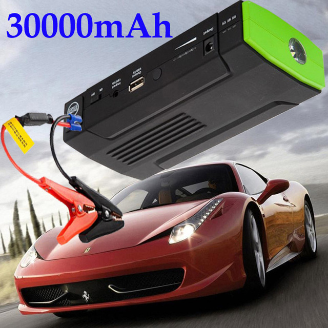 30000 mah batteries lectriques d 39 urgence pour voiture auto supply mini 12 v jump starter. Black Bedroom Furniture Sets. Home Design Ideas