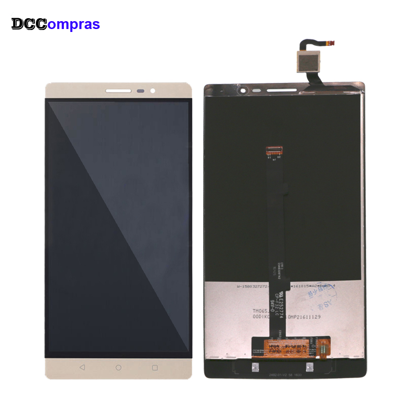 For Lenovo Phab 2 PB2 650N LCD Display Touch Screen Assembly For Lenovo Phab 2 Screen LCD Display Phone Parts