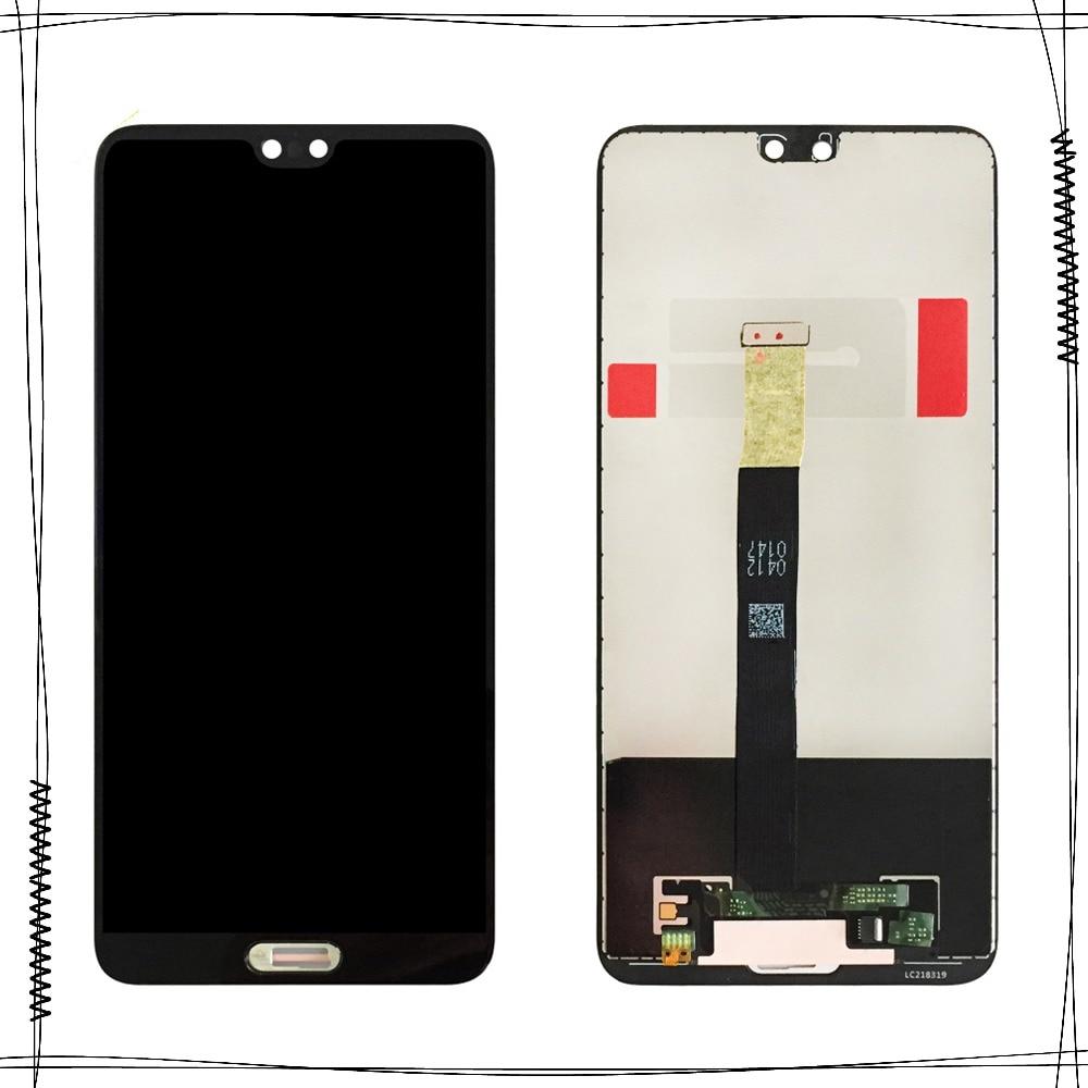 Pour Huawei P20 LCD écran tactile numériseur assemblée EML L29 L22 L09 AL00 pour Huawei P20 LCD remplacement