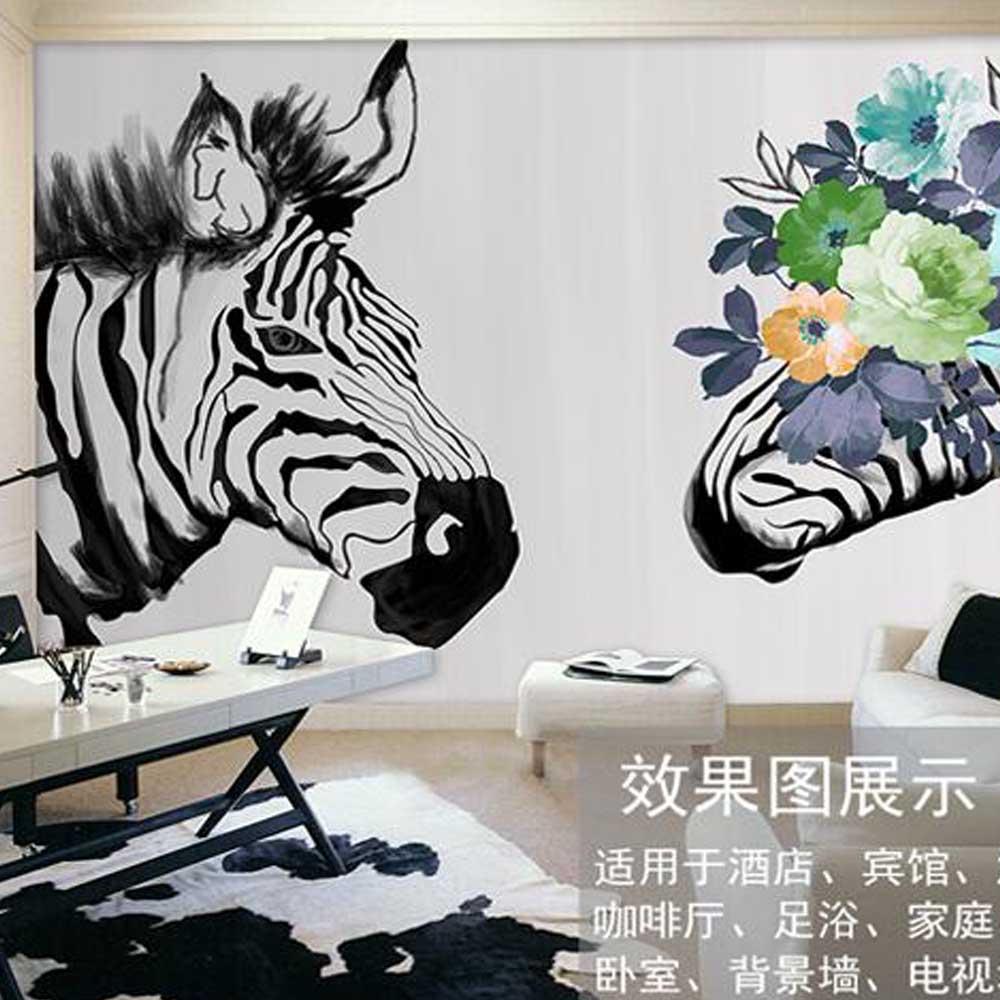 online get cheap tapete geprägt zebra -aliexpress, Schlafzimmer entwurf