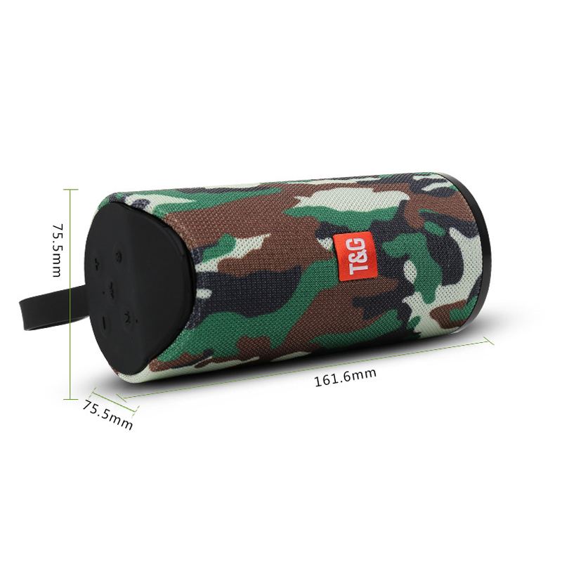 Gute-Fabric-art-column-Bluetooth-Speaker-Wireless-Loudspeaker-Altavoz-Bluetooth-Speaker-10w-AUX-USB-Radio-FM