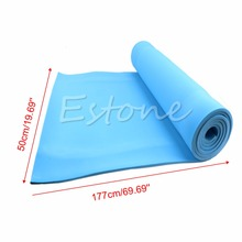 Dampproof Eco-friendly Sleeping Mattress Mat Exercise Foam Yoga Pad