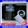 Sistema Linux WIFI TCP/IP de huella digital atención del tiempo con lector de tarjeta de IDENTIFICACIÓN para el empleador ZK asistencia U160