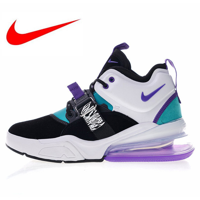 bcbf22c9c1fa17 New High Quality Nike Air Force 270 Men s Running Shoes Outdoor Sneakers  Shock Absorption Lightweight AH6772 005 AH6772 600