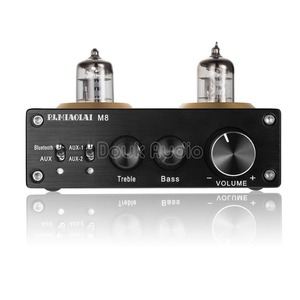 Image 3 - Nobsound Bluetooth 4.0 HiFi Vacuum 6J1 Tube Digital Amplifier Class D HiFi Stereo Power Amp Integrated Home Audio