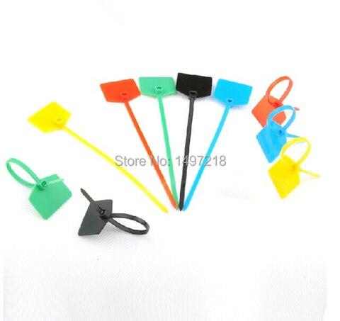 500 pcs lote 3120mm plastico nylon cable