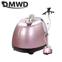 DMWD 2000W Garment Steamers Steam generator Iron for Clothes Hanging Vertical Electric Ironing Machine Handheld brush 2.2L EU US